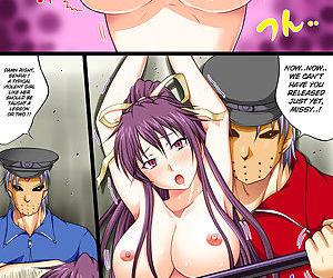 Yokubou Kaiki Dai 395 Shou - Ryoujoku Torishirabeshitsu Case.2 # Kaori Kanzaki hen -