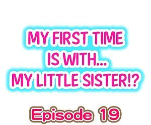 My First Time is with.... My Little Sister?! - part 9