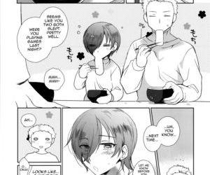 Otokonoko Gakuen apend ~Ero Mangaka no Ojisan to Nenmatsunenshi H-hen~ - part 2