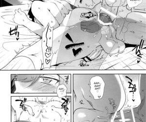 Otokonoko Gakuen apend ~Ero Mangaka no Ojisan to Nenmatsunenshi H-hen~