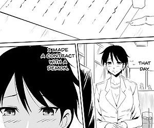 Akuma ni Tamashii o Utta haha ga Inma Bitch e to Henbo Shite iku Hanashi - A Story Where My Mom Turns Into a Bitch