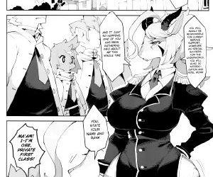Mashougun Mazel-chan - Demon General Mazel-chan