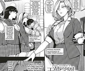 Amatsuka Gakuen no Ryoukan Seikatsu - Angel Academys Hardcore Dorm Sex Life 1-2- 4-9 - part 9