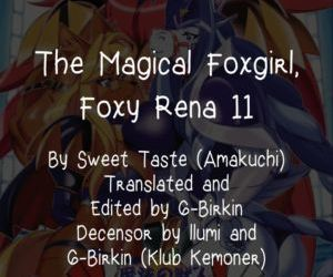 Mahou no Juujin Foxy Rena 11 - part 2