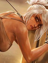 Reward 43- The fall of Riven - part 10