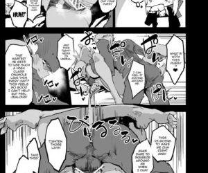 Yarichin ni Gohoushi Sex Suru Nama Onaho to Seishori Maid Netorase Hon