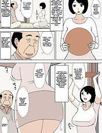 Ojii-chan to Gifu to Giri no Musuko to- Kyonyuu Yome. 5 - part 2