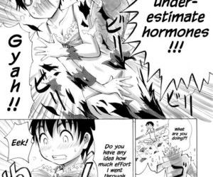 Otaku na Boku ga Josei Hormone Yattemita - I'm an Otaku Guy Who Tried Taking in Some Female Hormones