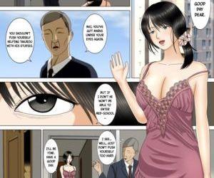 Musuko o Dame ni Shita no wa Watashi no Karada deshita. - What Made the Son Useless was his Mothers Body