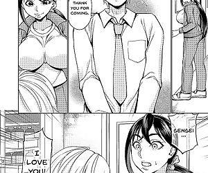 Saimin Kyousei Love Love Tanetsuke - Hypno Coerced Love Mating Ch.1-5 - part 2