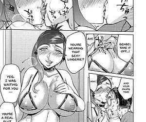 Saimin Kyousei Love Love Tanetsuke - Hypno Coerced Love Mating Ch.1-5 - part 3