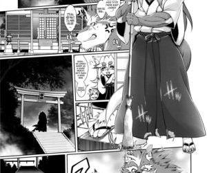 Mahou no Juujin Foxy Rena 6