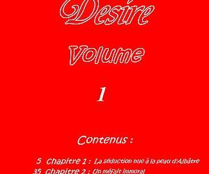 Scarlet Desire Vol. 1