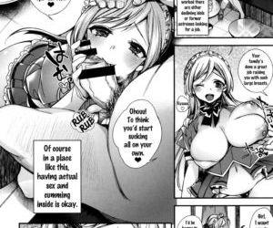 Ojou-sama to Maid no Midara na Seikatsu - part 4