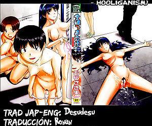 Zenra de Chokuritsu Hokou - Caminando Totalmente Desnuda Ch. 1-8 =P666HF= - part 2