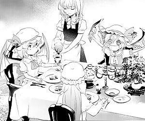 Koumakan no Shokutaku - The Scarlet Dining