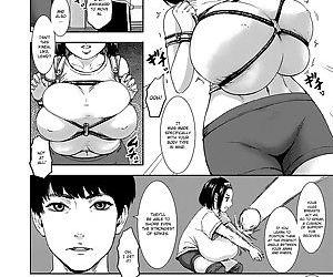 Chounyuu Gakuen - Academy For Huge Breasts Ch. 1-3 - part 3
