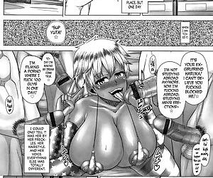 Joushiki Daha! Kuro Gal Bitch-ka Seikatsu Ch. 1- 3- 5-8 - part 4