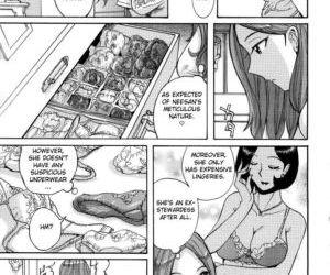 Nympho Maman Boshi Soukan - Mama no Shikyuu wa Boku no Mono Ch. 1-5 - part 3