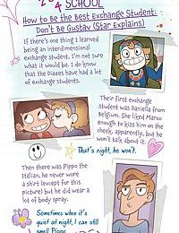 Star vs the forces of evil - Star and Marcos guide to mastering every dimension - part 3