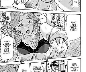 Kazoku Soukan Game - family Incest game Ch. 1-3 - part 2