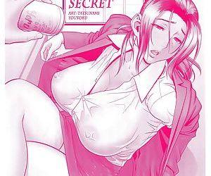 Bijin Henshuu-chou no Himitsu - Beautiful Editor-in-Chiefs Secret Ch. 1-2