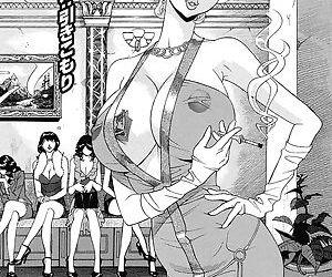 Binyuchousain Ayako - Busty Researcher Ayako - part 6