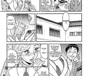 Binyuchousain Ayako - Busty Researcher Ayako - part 8