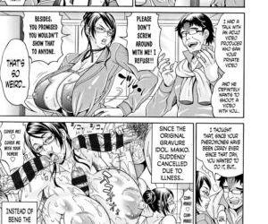 Pakopako Bitch ~Megamori! Mashimashi! Dosukebe Niku~ Ch.1- 3- 6-8 - part 4