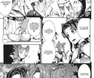 Raikou Shinki Igis Magia -PANDRA saga 3rd ignition- Ch. 1-5 - part 2