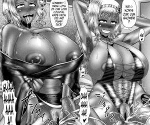 Kurogal Ochi ~24-jikan Conveni Bitch-ka~ - Black GAL IMMORAL 24H Convenience Store Bitch!! Ch. 1-4- 7-9 - part 3