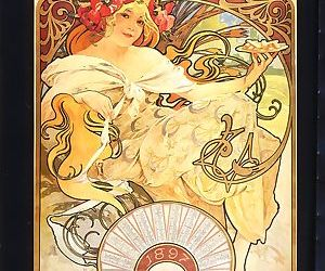 Alphonse Mucha The complete graphic works - part 5