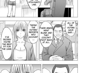 Anti-Chikan Officer Kyouka Ch.1