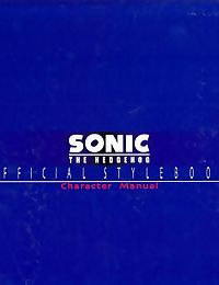 Sonic Adventure Stylebook - part 3