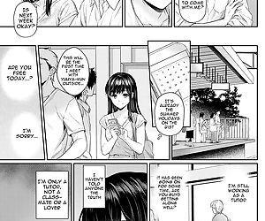 Sensei to Boku Ch. 1-4 - part 4