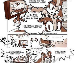 Sonic Comic