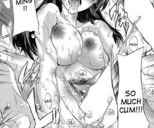 Saimin! Zenra Gakuen|Hypnotism! Nude Girls School Ch. 1-2 - part 4