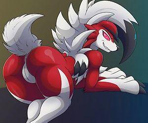 Removed Pokemon Art