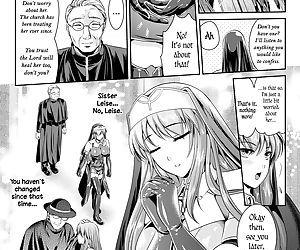 Nengoku no Liese Inzai no Shukumei - Liese's destiny: Punishment Of Lust On The Slime Prison Ch. 1