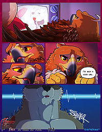 No Harm No Fowl - part 8