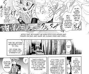 Erona ~Orc no Inmon ni Okasareta Onna Kishi no Matsuro~ - Erona ~The Fall of a Beautiful Knight Cursed with the Lewd Mark of an Orc~ Ch. 1-5 - part 2