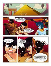 Ranma of Mars - part 8