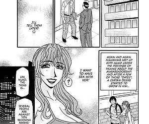 Hitoduma Shichou no H na Kaikaku - Married Majors Sexy Reform Ch. 1-5 - part 5