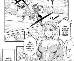 Tensei Shite Minotauros ni Natta Ojou-sama ni Semarareta ken