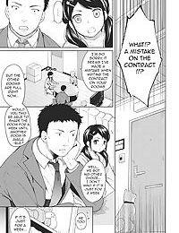 1LDK+JK Ikinari Doukyo? Micchaku!? Hatsu Ecchi!!? Ch. 1-5