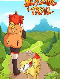 Blazing a Trail - part 3