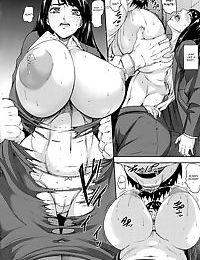 Chounyuu Daifungoku - Prison of Huge- Spouting Tits - part 6