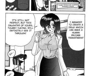 Toumei Jokyoushi Yukino Invisible - The Invisible Teacher Yukino Sensei