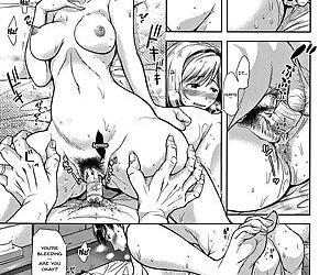 Tsumatorare - Wife Taking Ch.1-8 - part 3