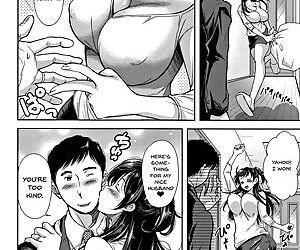 Tsumatorare - Wife Taking Ch.1-8